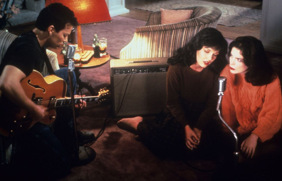Twin Peaks : Foto James Marshall, Lara Flynn Boyle, Sheryl Lee