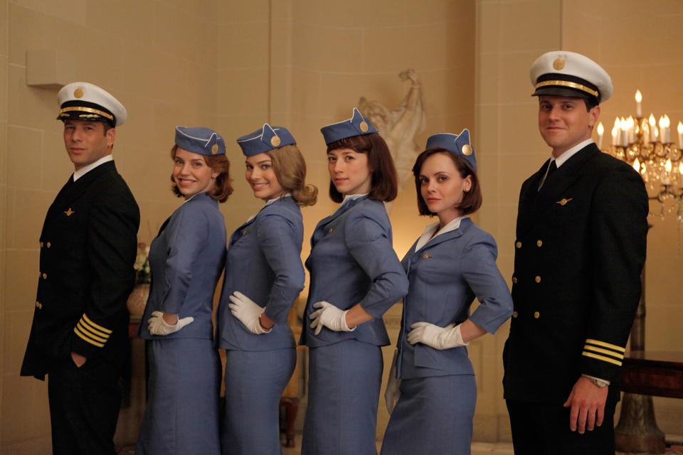 Pan Am: Foto Karine Vanasse, Kelli Garner, Margot Robbie, Michael Mosley -  19 no 23 - AdoroCinema