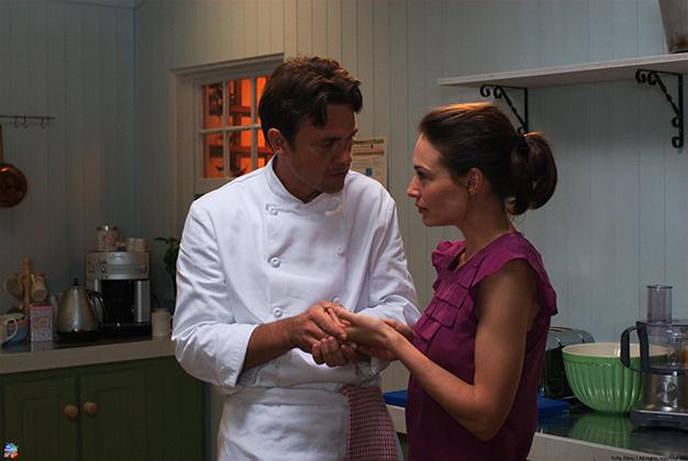 Love's Kitchen : Foto Claire Forlani, Dougray Scott