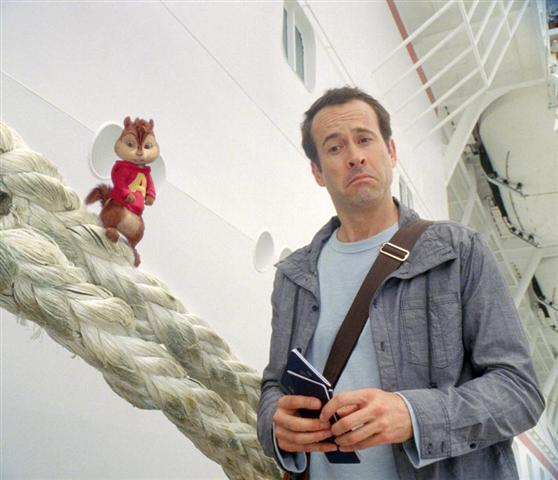 Alvin e os Esquilos 3 : Foto Jason Lee