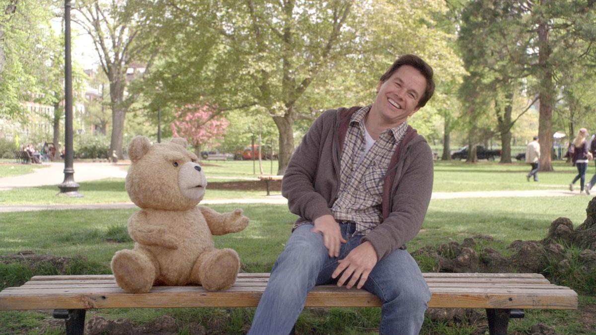 Ted: Mark Wahlberg, Seth MacFarlane