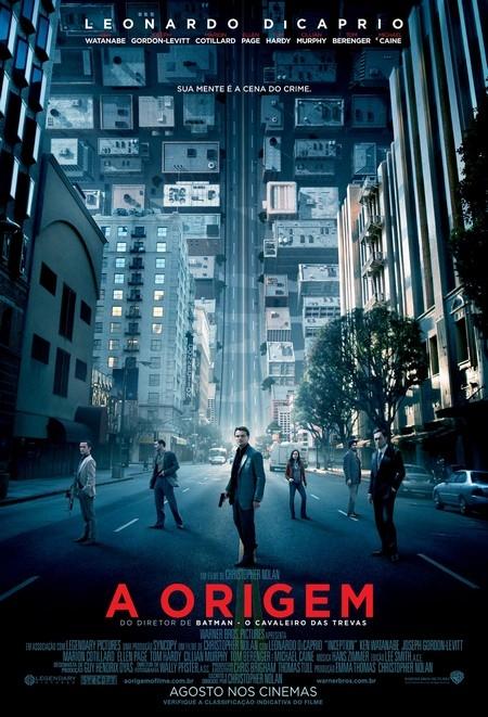 A Origem poster - Poster 1 - AdoroCinema