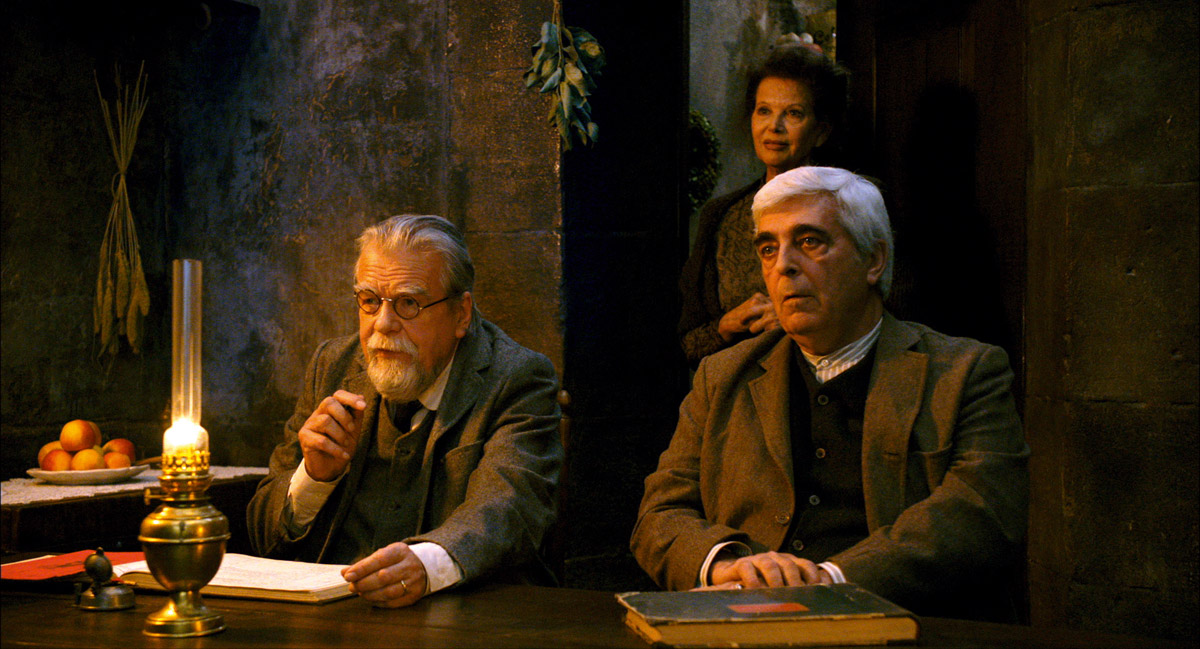 O Gebo e a Sombra : Foto Claudia Cardinale, Luís Miguel Cintra, Michael Lonsdale