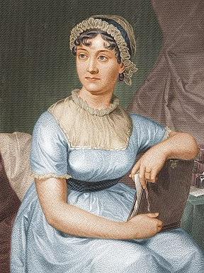 Poster Jane Austen