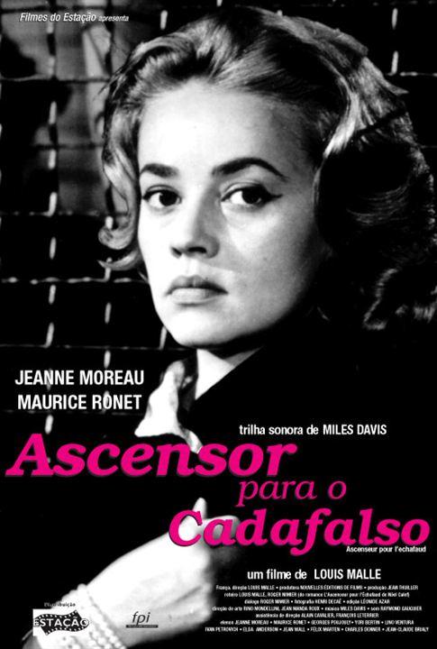 Ascensor para o Cadafalso poster - Poster 1 - AdoroCinema