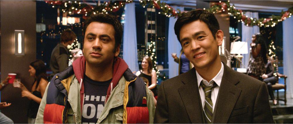 Um Natal Muito Louco 3D: John Cho, Kal Penn