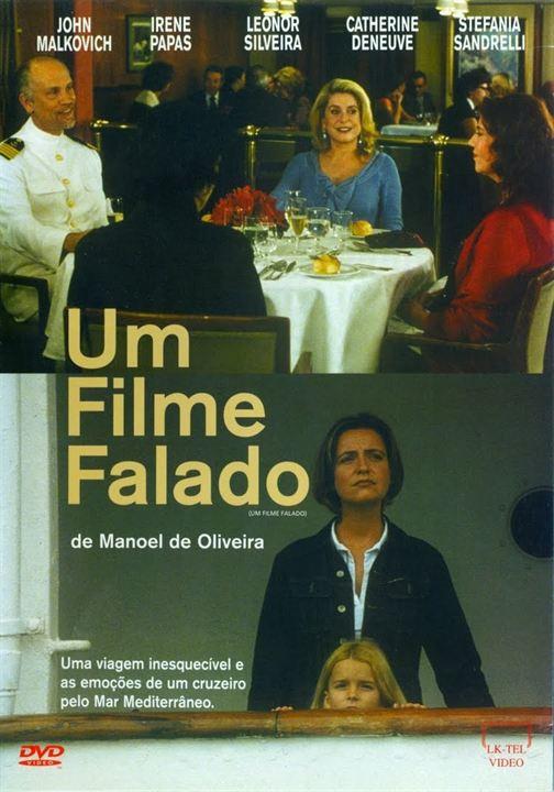 Um Filme Falado poster - Poster 1 - AdoroCinema