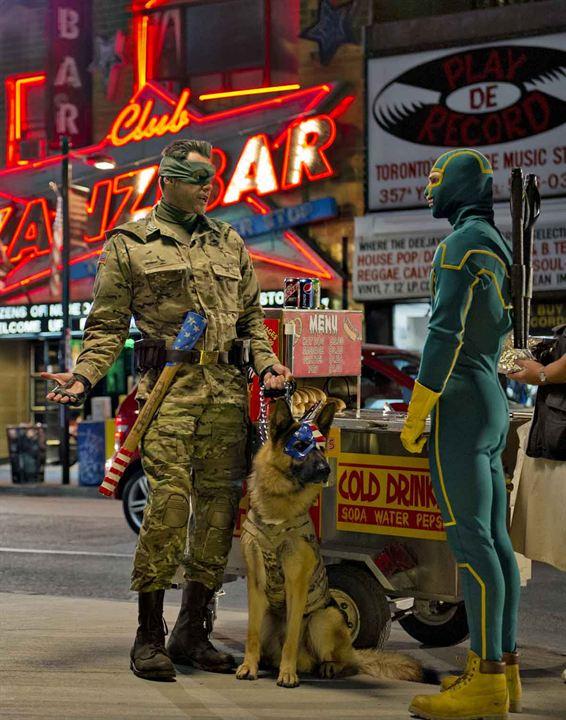 Kick-Ass 2 : Foto Aaron Taylor-Johnson, Jim Carrey