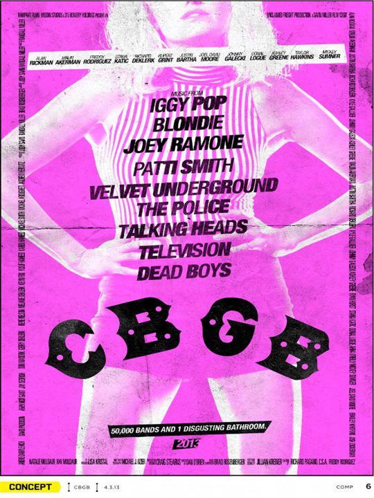 CBGB - O Berço do Punk Rock