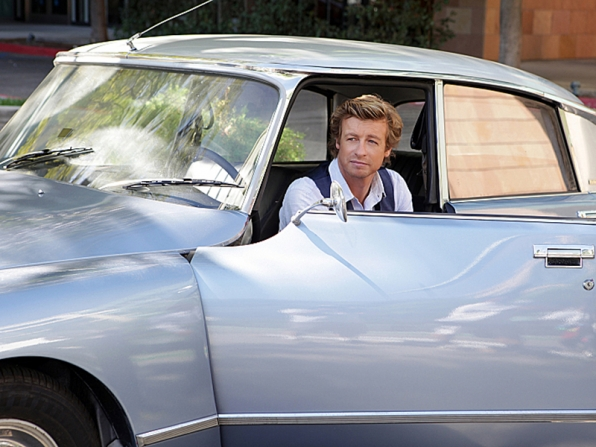 The Mentalist: Tributo a Columbo