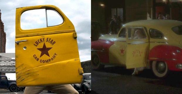 Agente Carter: Táxi