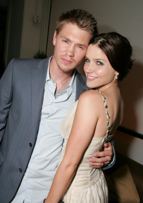 Lucas e Brooke
