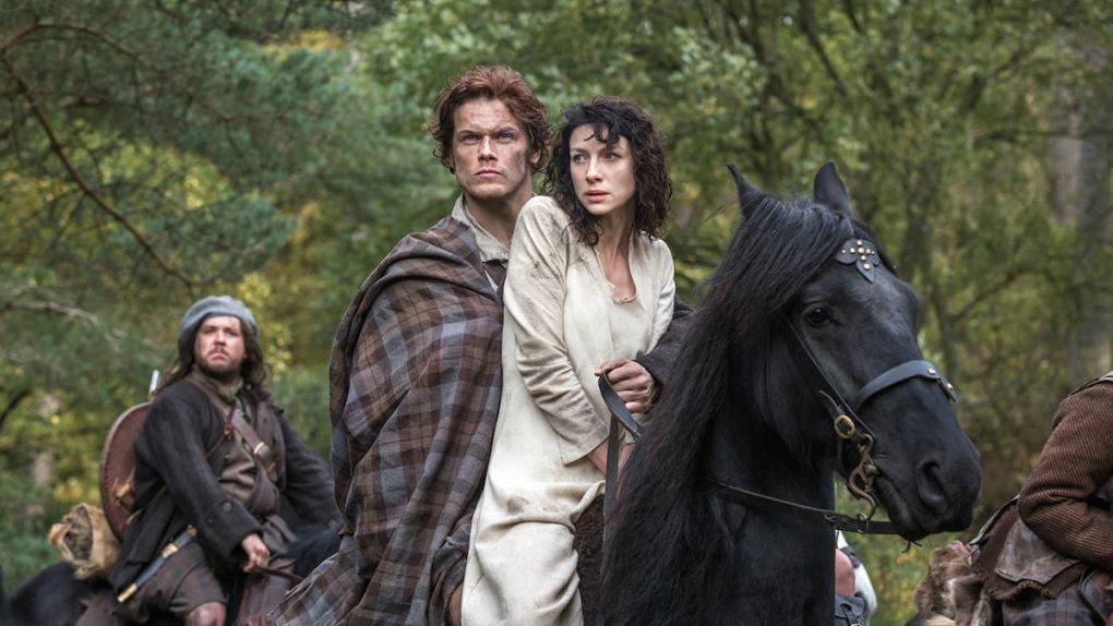 Maratona de Outlander - Temporada 1 (A partir de 06h00 - Fox Premium 1)