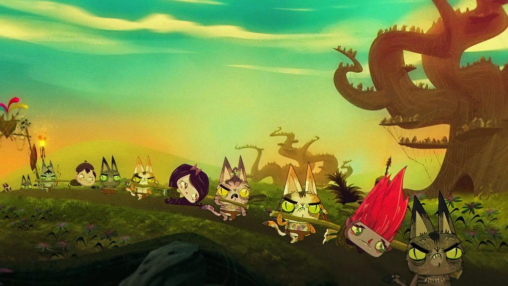 Historietas Assombradas - O Filme (20h00 - Cartoon Network)