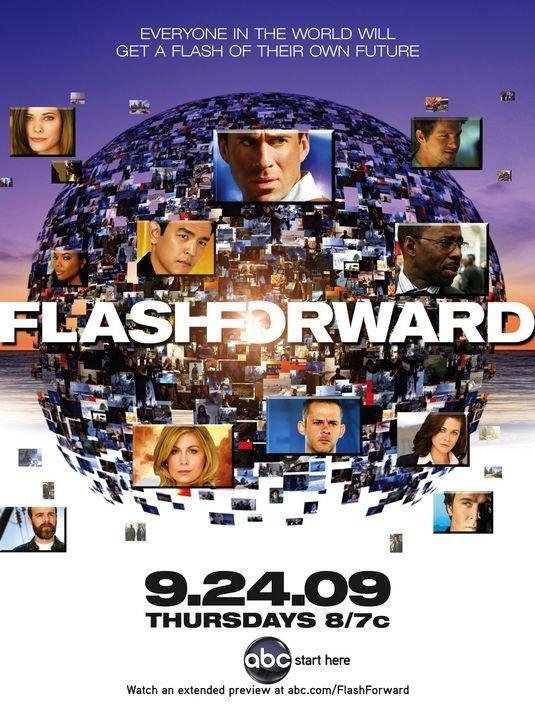 FlashForward : Poster
