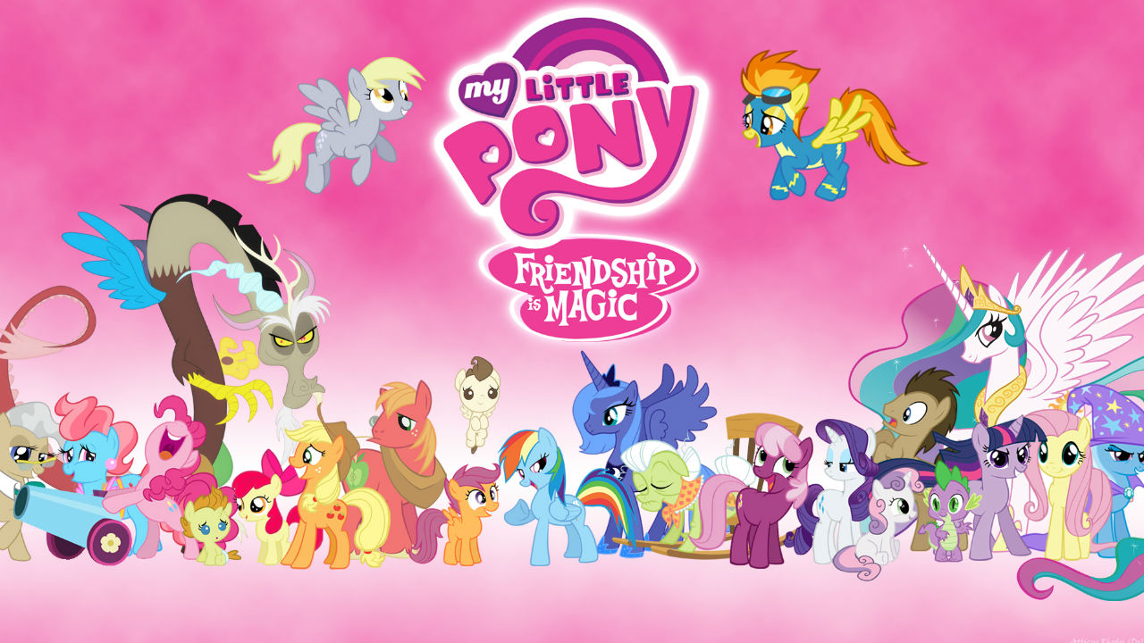 My Little Pony: A Amizade é Mágica : Foto