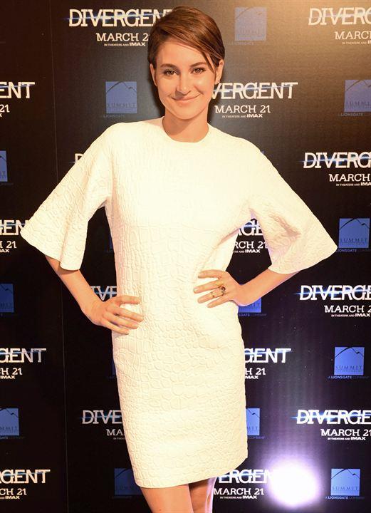 Divergente: Shailene Woodley