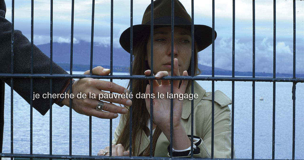 Adeus à Linguagem : Foto Zoé Bruneau