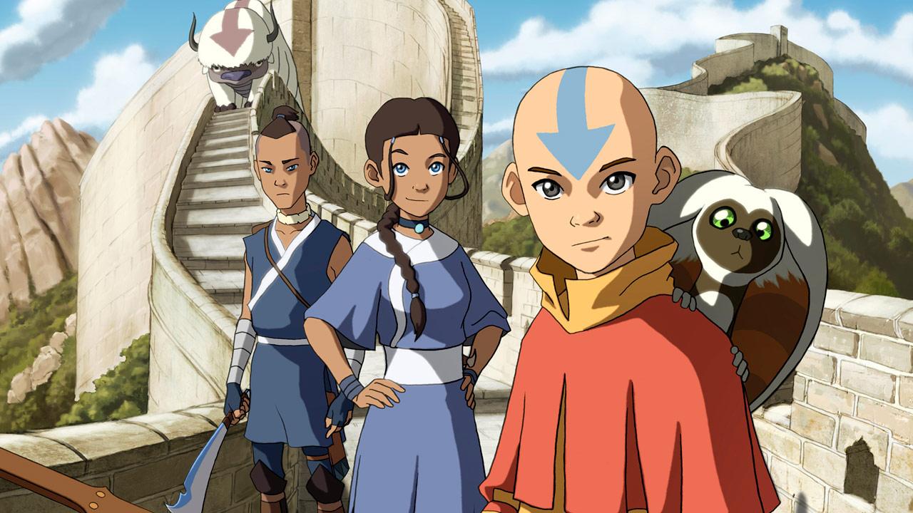 Avatar: The Last Airbender : Foto
