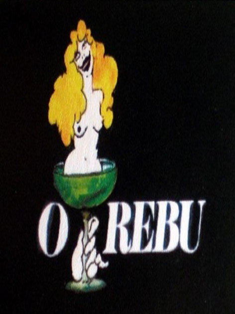 O Rebu : Poster