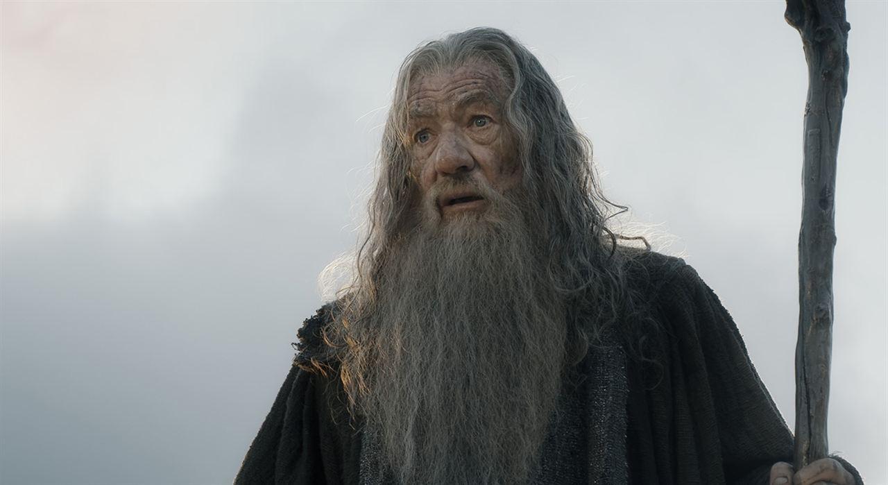 O Hobbit: A Batalha dos Cinco Exércitos: Ian McKellen