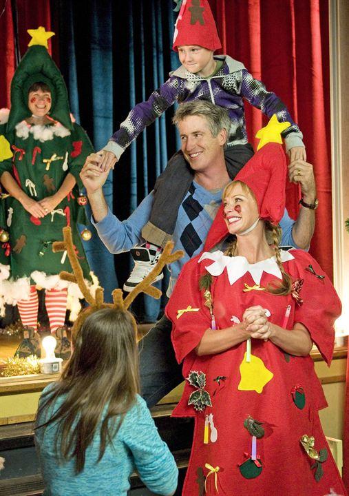 Uma Nova Chance Para o Natal : Foto Azer Greco, Lauren Holly, Rick Roberts, Torri Webster