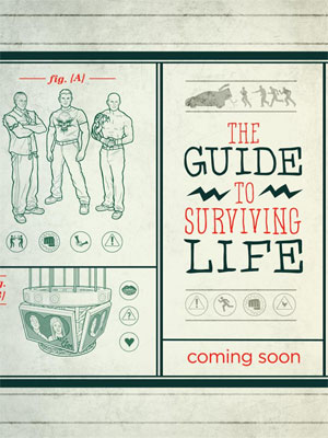 Cooper Barrett's Guide To Surviving Life : Poster