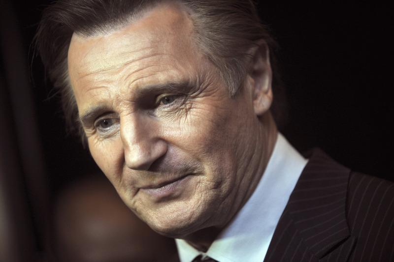 Busca Implacável 3: Liam Neeson
