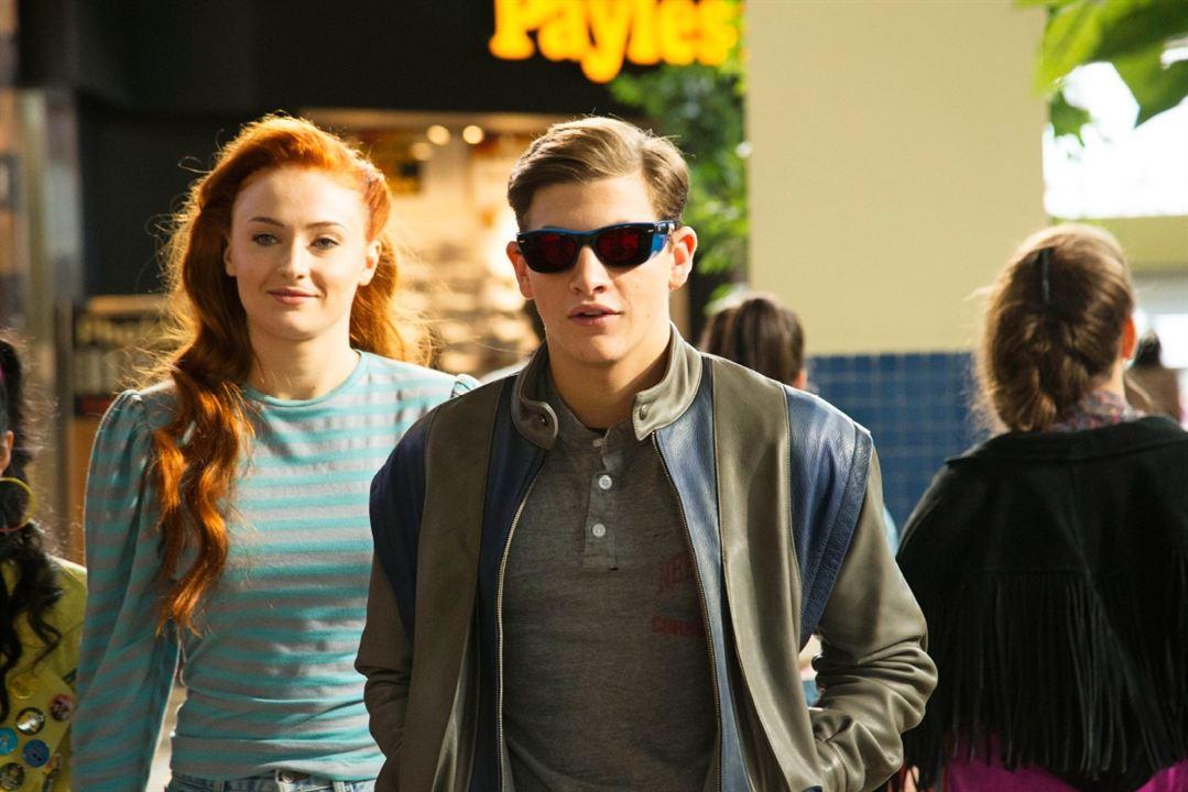 X-Men: Apocalipse : Foto Sophie Turner, Tye Sheridan