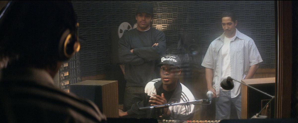 Straight Outta Compton - A História do N.W.A.: Corey Hawkins, O'Shea Jackson Jr.
