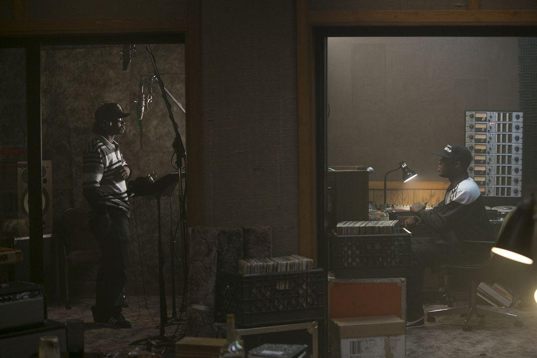 Straight Outta Compton - A História do N.W.A.: Jason Mitchell, Corey Hawkins