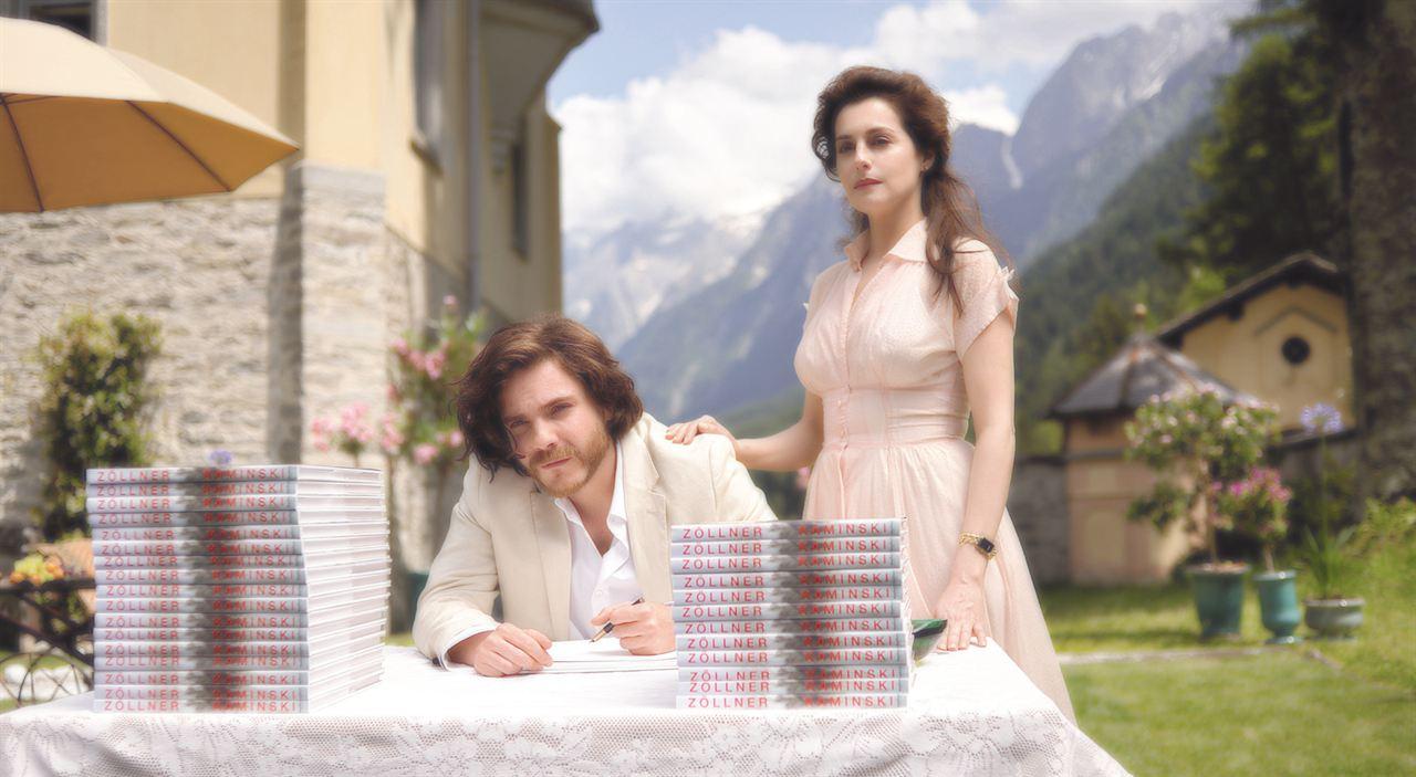 Kaminski e Eu: Amira Casar, Daniel Brühl