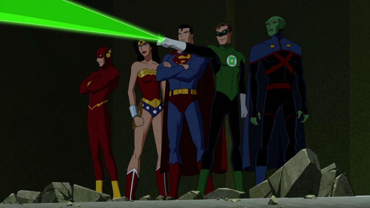 Liga da Justiça : Foto