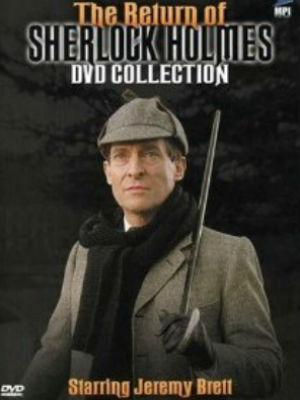 The Return of Sherlock Holmes : Poster