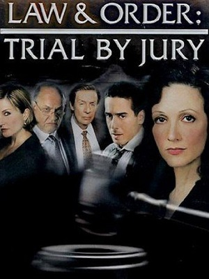 Law & Order: Trial by Jury : Poster