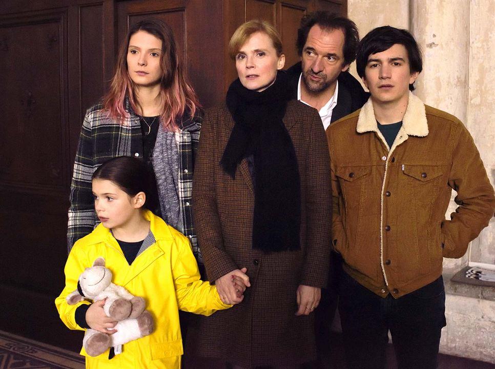 Paris-Willouby : Photo Aminthe Audiard, Isabelle Carré, Joséphine Japy, Solal Forte, Stéphane De Groodt