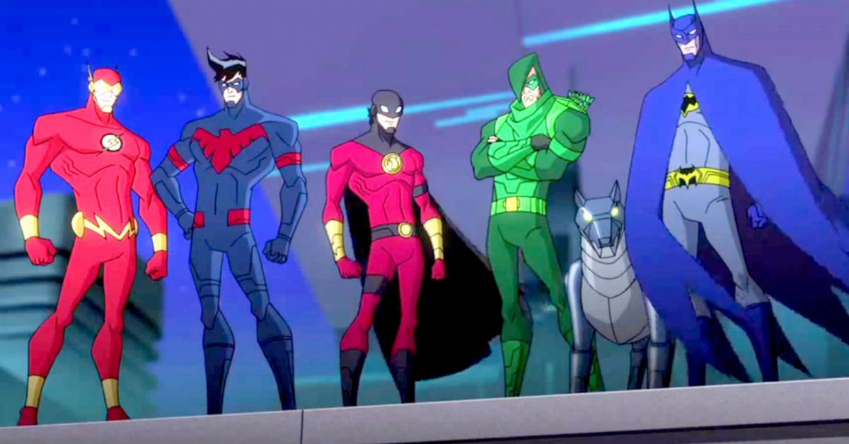 Batman Unlimited : Foto