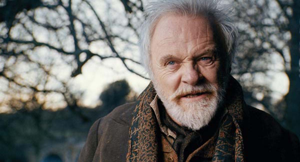 O Lobisomem: Anthony Hopkins