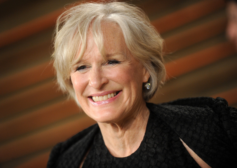 Vignette (magazine) Glenn Close