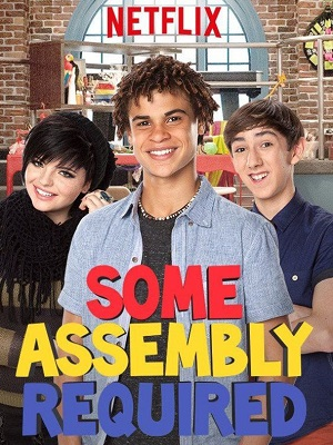Some Assembly Required : Poster