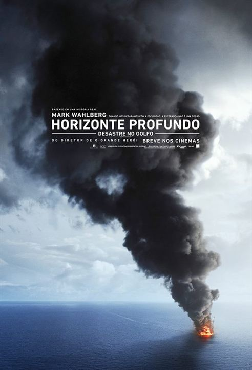 Horizonte Profundo - Desastre no Golfo : Poster