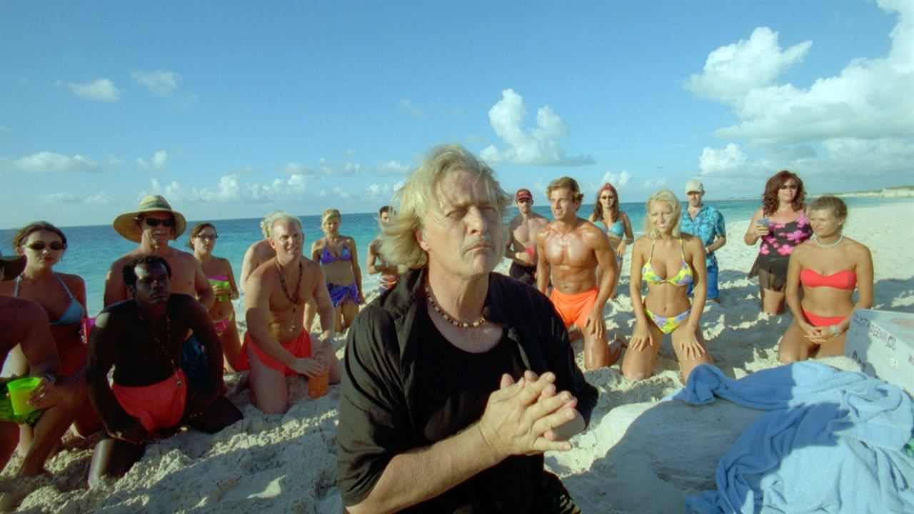 Life's a Beach : Photo Rutger Hauer