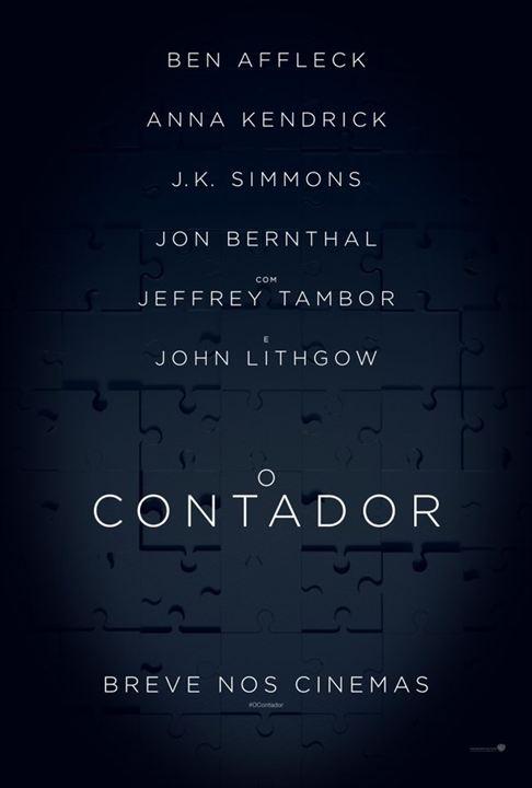O Contador : Poster