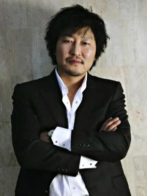 Poster Song Kang-Ho