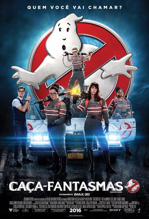 Caça-Fantasmas : Poster
