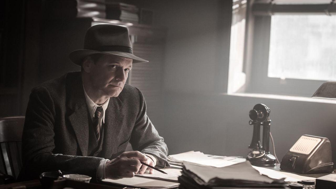 O Mestre dos Gênios: Colin Firth