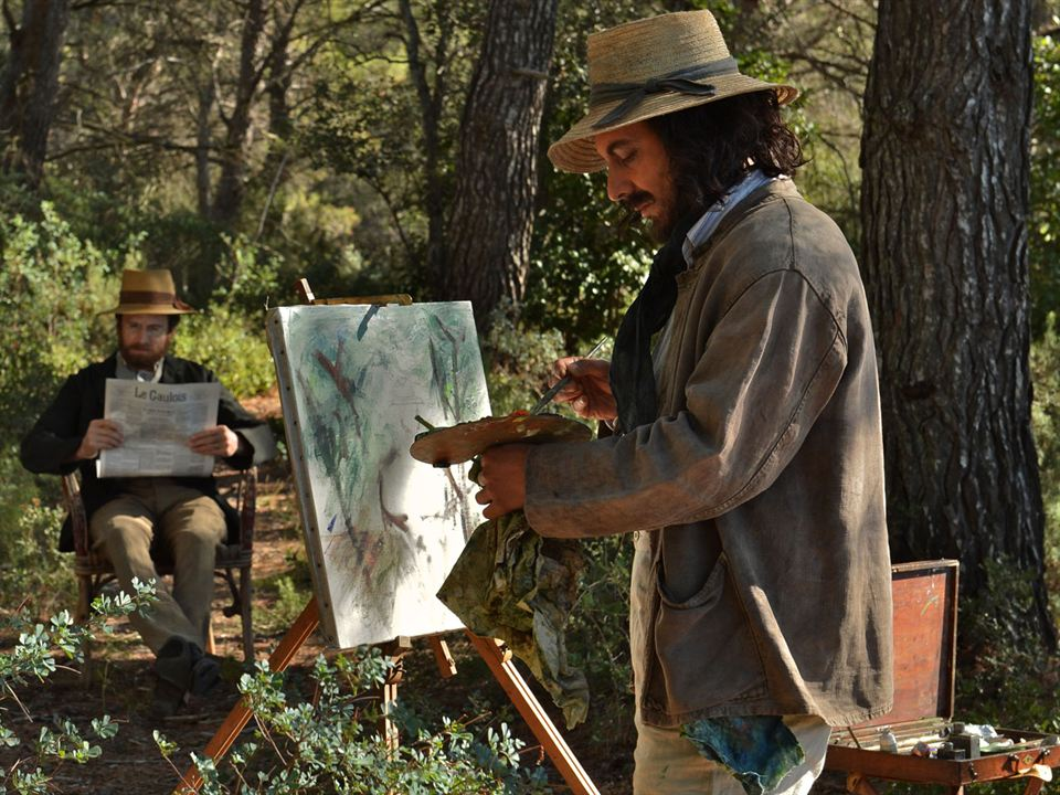 Cézanne e Eu: Guillaume Gallienne