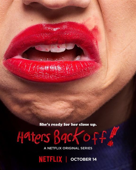 Haters Back Off : Poster