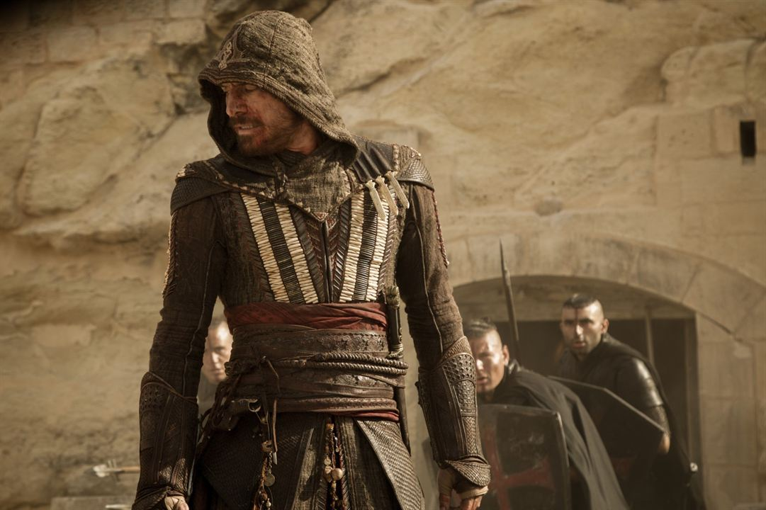 Assassin's Creed: Foto Michael Fassbender