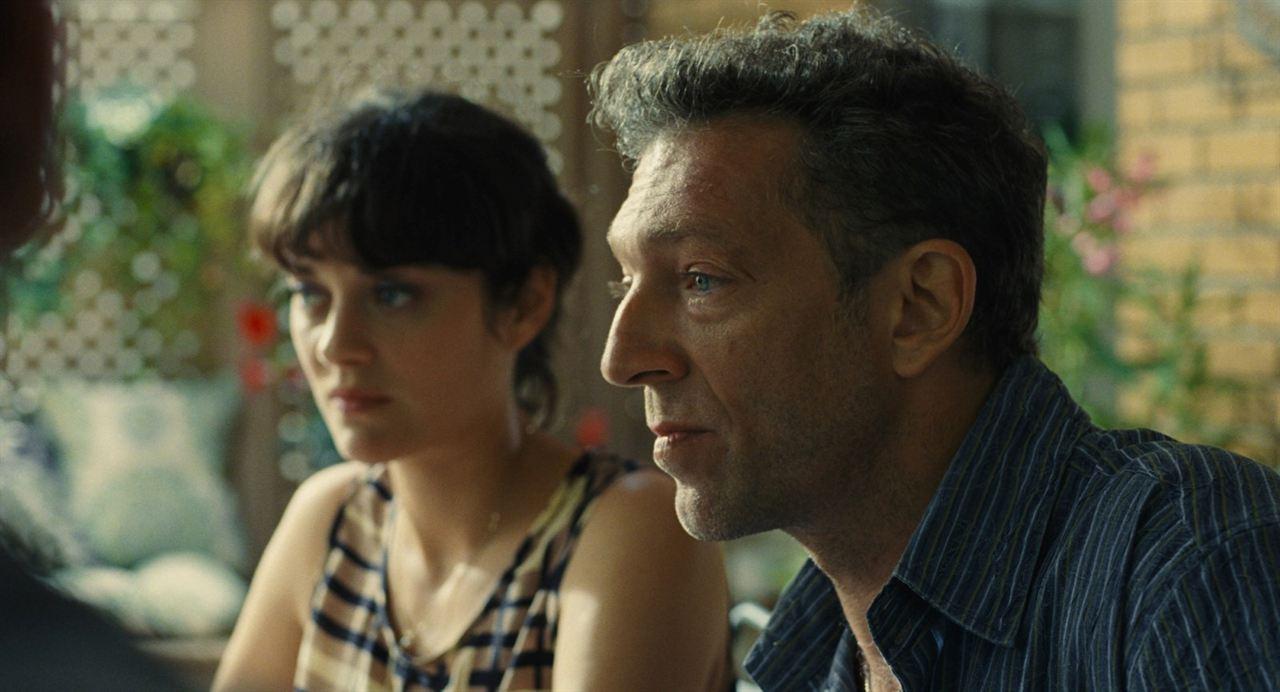 É Apenas o Fim do Mundo: Vincent Cassel, Marion Cotillard